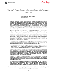 SAFT-Project-Whitepaper